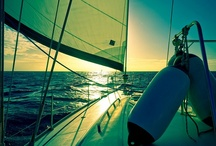 Sailing Caribbean / Caribbean Sailing - Wind - Sea - Surf - Sand - Charter - Vacation - Travel - Adventure