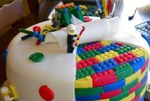 Food - Cakes - Boy Birthday / by Cathy Dods Wood
