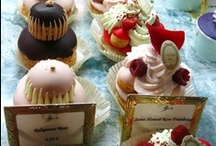 Sweet Tooth / Beautiful Cakes, Luscious Desserts and Sweet Little Bites.  / by Patricia Churchwell