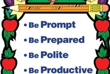 Teaching - first day/week activities
