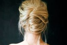 Hair and Makeup Ideas / Our favorite hair and makeup inspiration ideas