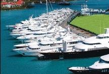 Yacht Clubs ~ Caribbean / Caribbean Yacht Clubs / by Caribbean Sunshine