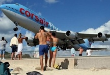 Airlines and airports that serve the Caribbean / Airlines and airports that serve the Caribbean