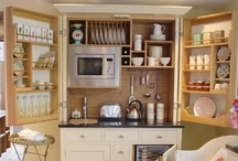 Small Living Space Ideas / by Cheryl E.
