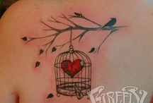 Tattoos / by Terri Sue Tollie