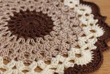 *  C R O C H E T  * / Crochet in all its beautiful forms - especially blocks. 'Cause they rock. :D