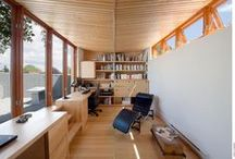 Home office / by Patricia Churchwell