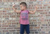 ➵ ninja style / kid's fashion