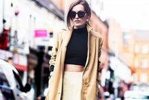Fashionable Bloggers to Love... / by Eva Moreno