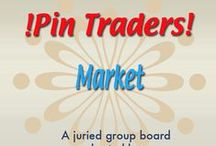 !Pin Traders! -Market- A juried group board hosted by www.Group2020.com / BOARD RULES: For every pin you add to the board you must like and re-pin the item that was pinned before yours to one of your other boards, 8 pin a day limit, No dupes in the same day, Items must be for sale and include link, Pin only your own items, No spam, nudity or vulgarity, No politics, Only G2020 Board Admin can add new pinners, To apply for a Guest Pinner invitation please e-mail your shop and pinterest links to Group2020 Admin at: group.2020@yahoo.com Thank you and Happy Pinning!