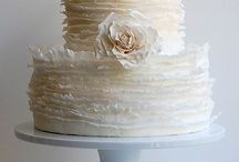 Food - Cakes - Wedding / by Cathy Dods Wood
