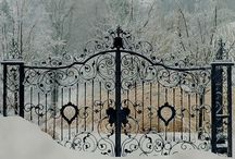 Wrought Iron / by Patricia Kee