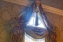 Sheer Delight .... / Window Treatments / by Patricia Kee