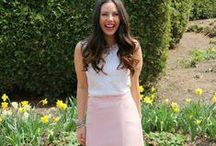 Pastel Outfit Ideas / Pastel Outfit Ideas for Spring and Summer