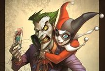 Harley Quinn and The Joker / Hey! Love the Joker? Love Harley quinn? Then welcome... This is everything Joker and Harley