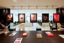 A|W Office & Agências de Publicidade / Projetos de arquitetura de interiores