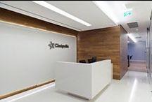 A|W Interiores - Cinépolis / Sede administrativa da rede mexicana de cinemas: escritório de 750m² ocupa o Ed. Thera Corporate, em SP