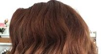 Brunette-red