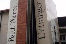 Βιβλιοθήκες / Bibliothèques