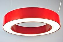 Round-shaped lamps MULTILINE / Lighting systems