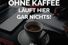 Kaffee-Sprüche & Zitate für Kaffeetrinker / Lustige Kaffee-Sprüche und schöne Zitate für Kaffeeliebhaber