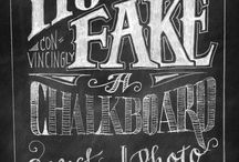 Text effect tutorials / Anything to do with text effects, graphic styles, illustrator, photoshop, hand lettering