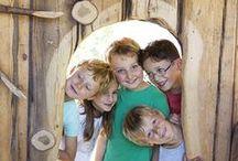 Kinderabenteuer / Ein Feriendorf und viele Abenteuer für die ganze Familie // A holiday village and many adventures for the whole family