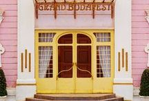 Production Design / Inspiring production design from the great directors: Wez Anderson, Baz Luhrmann, Alejandro González Iñárritu etc. Main focus on: The Grand Budapest Hotel, The Darjeeling Limited, The Moulin Rouge, Romeo and Juliet.