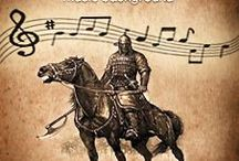 Medieval / Middle Ages: Medieval music and culture, knights, kingdoms, castles, medieval costume parties, tournaments and balls. Game of Thrones.