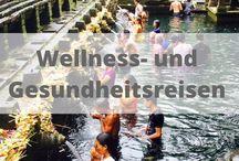Wellness- & Gesundheitsreise | Tipps von Bloggern / Blogger geben Dir hier tolle Place to be Reisetipps & Ideen, wenn es um das Thema Wellness- und Gesundheitsreisen geht! Ob in Europa oder Übersee es gibt viele Orte auf dieser Welt, die Wellness-, Gesundheits-, Bewegungs- und Ernährungsthemen sowie Kur und Rehabilitation Angebote anbieten.  Willst Du dabei sein und mit pinnen, dann folge dem Board und schreibe mir: info@ms-welltravel.de ! Bitte nur ein Pin pro Post! Viel Spaß!! Board erstellt von www.ms-welltravel.de