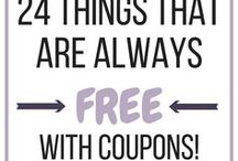 Couponing & Saving $$$$ / Money Saving Challenges & Couponing Tips