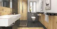 Bathroom/Łazienka / Bathroom inspiration