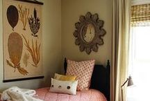 Bed & Bath / Bedroom and bathroom ideas, colors and furniture I like / by Curtain Lady Design