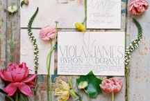 Wedding details inspiration.
