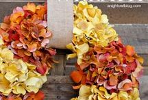 Fall/Harvest/Halloween/Thanksgiving / All things for the fall seasons! / by Curtain Lady Design
