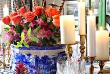 Things for Inspiration- colors, items, accessories..... / by Curtain Lady Design