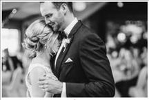 My Engagement + Wedding Work