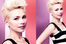 1 HAIR:  more than 9.125 short hair styles/ haircuts, edgy / pixie / More than 9.125 pictures of short hair styles!!! (short hair hairstyles, haircuts, pixie hairstyles, blonde, mohawk, edgy, brunette)