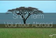 Short Term Volunteer Quests / You can choose from countries in #Africa, #Asia, #Europe, #Latin America and #Middle East. You can choose from a wide range of projects, such as: #orphanage care, teaching English, #environmental work, #healthcare and more. You will be 100% immersed in the local #culture though cultural activities, excursions, and host family stays. You will also be supporting essential #community development #work.