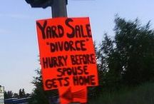 Yard Sale Fun! / Tips, Quips and The thrill of the Chase! / by L.A. Slo