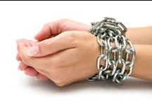 Stop Sex Trafficking / Won't you help to loose the chains of injustice?