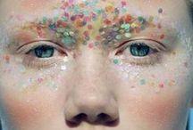 beleza / Referências de beleza de desfiles e moda e inspiração de makes.