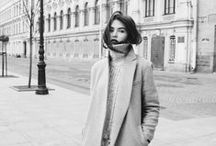 for looking european / french fashion, style, street style, the sartorialist, chic, simple, classic