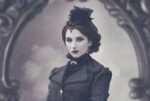 Gorgeously Gothic / by Carla Androy