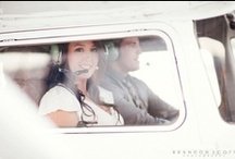 Engagement Shoot Airplane-Inspiration