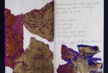 Artist sketchbooks. a glimpse inside the unashamed creative mind