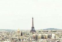 paris / Tudo da melhor cidade do mundo <3