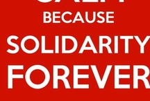 Solidarity in Labour and other things as well / by SuSanne Henriksen