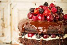FOOD *cakes, sugar, ice*