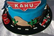 Cakes for thomas